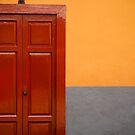 Santa Cruz Door 02 by Adrian Rachele