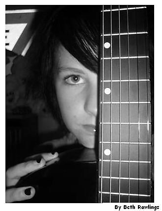 me and my guitar. 5 by elizabethrose05
