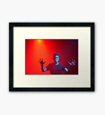Son Lux Framed Print