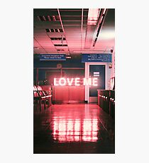 "The 1975 ""Love Me"" Photographic Print"