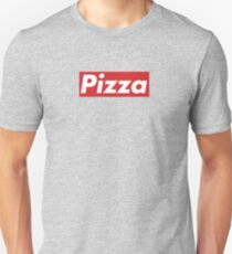 Supreme Pizza Slim Fit T-Shirt