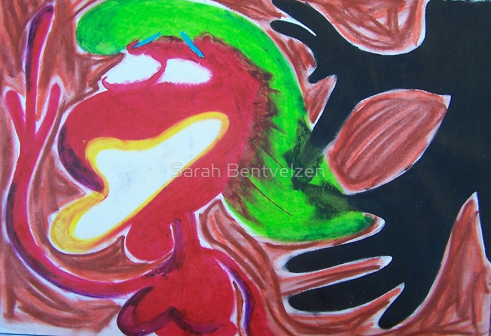 Abandon Hope by Sarah Bentvelzen