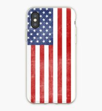 America USA Flag iPhone Case