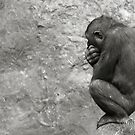 The Thinker by Natalie Manuel