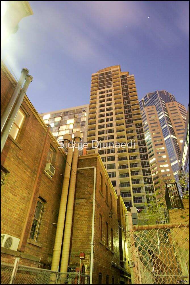 Urban Alley - 2 by Sidqie Djunaedi