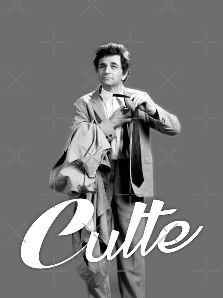 Cult Columbo by extracom