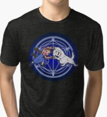 Fullmetal Fusion Ha! ver.glow Tri-blend T-Shirt