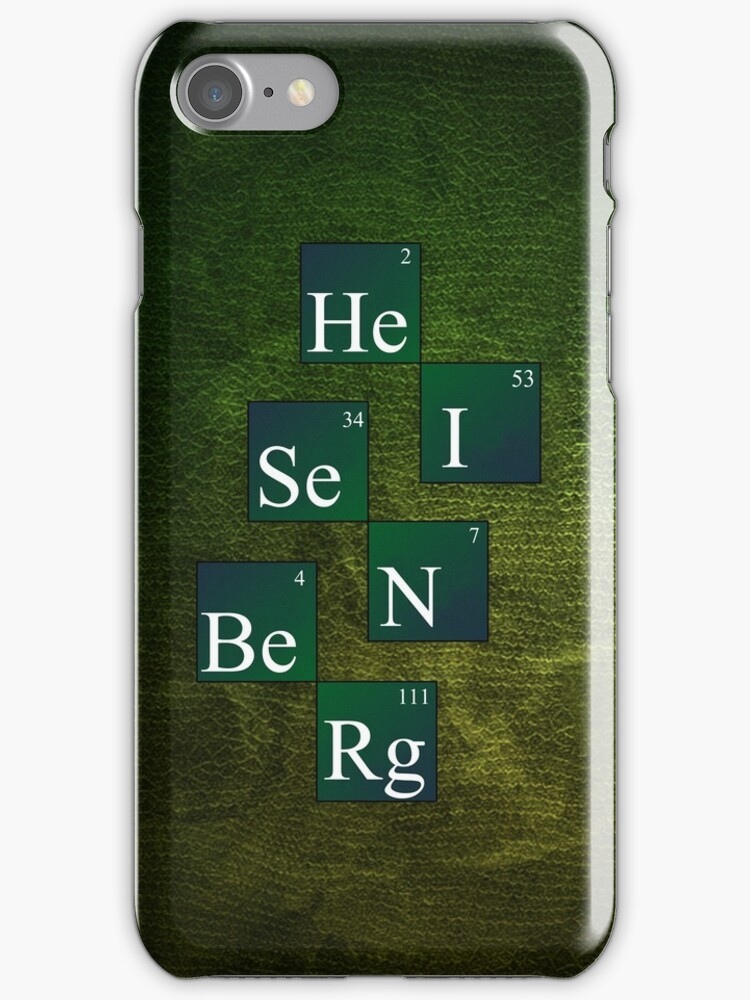 HeISeNBeRg (green) by ibx93