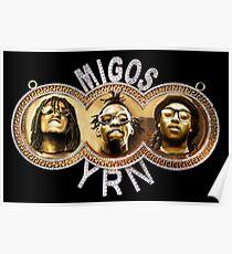 MIGOS Poster