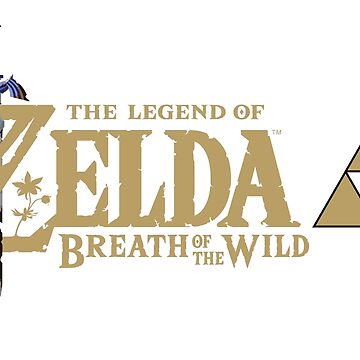 Legend of  Zelda Breath of the Wild  by DieHard711