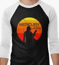 Mercury is for Lovers Men's Baseball ¾ T-Shirt