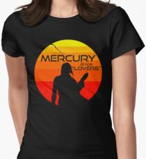 Mercury is for Lovers Women's Fitted T-Shirt