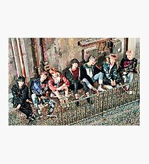 bts poster Photographic Print