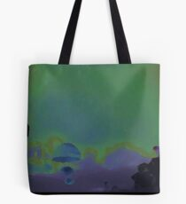 Visitors Amongst The Multitude Tote Bag