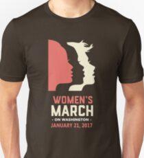 Frauenmarsch Slim Fit T-Shirt