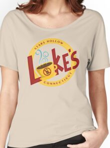 Luke's Women's Relaxed Fit T-Shirt