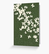 Butterflies Galore 3 Greeting Card
