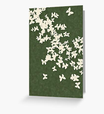 Butterflies Galore 3 Greeting Card