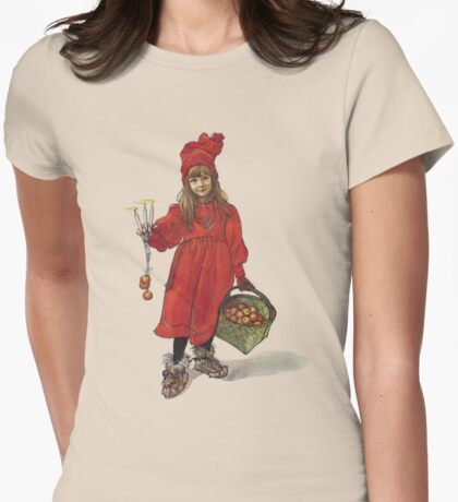 Iduna and the Magic Apples After Larrson T-Shirt