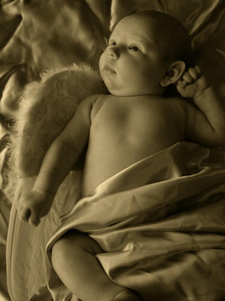 My little Angel by monicav62