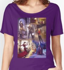 Once Upon A Time - main cast Women's Relaxed Fit T-Shirt