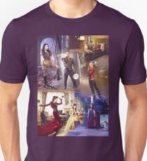 Once Upon A Time - main cast Unisex T-Shirt
