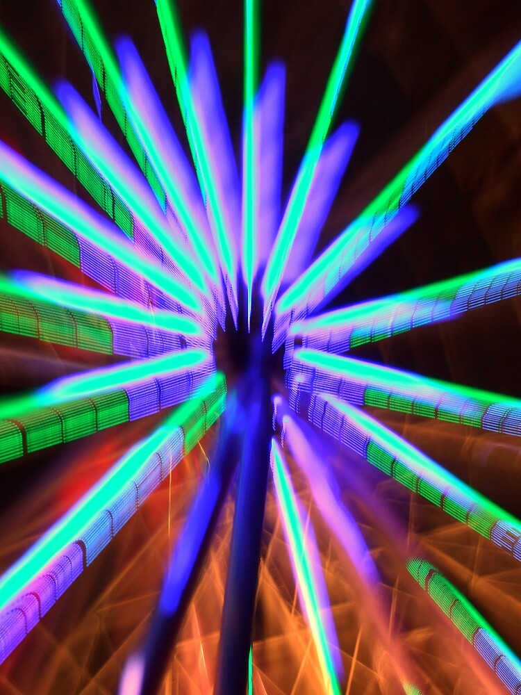 Spinning Right Round by peaberry