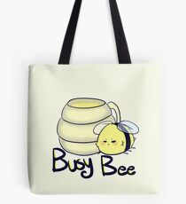 Busy Busy Bee Tote Bag