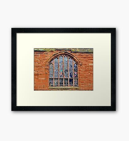 From the Outside In Framed Print