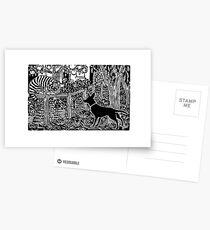 Standoff Postcards