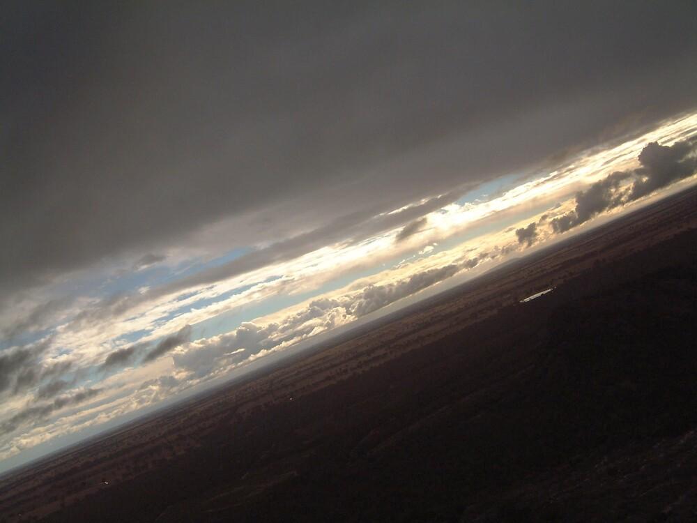 Grampian Cloudscape by Devan Foster