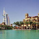 Medinat Jumeirah - Dubai by Romana