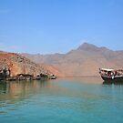 Oman - Khasab by Romana