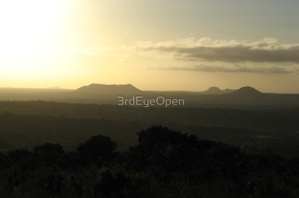 A New Morning in Africa by 3rdEyeOpen