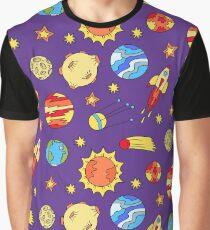 Secret space Graphic T-Shirt