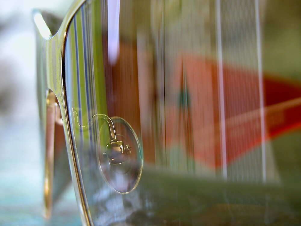 Sunglass Reflections by Fiona Law