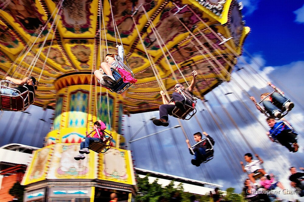 Sydney Royal Easter Show by Christopher Chan