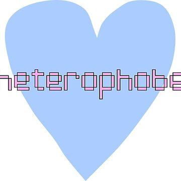 heterophobe by 8BitAngel