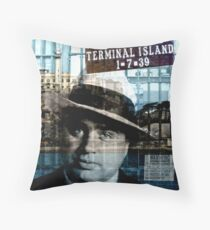 Al Capone  Throw Pillow