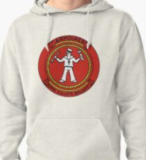 The Armourer #1 Pullover Hoodie