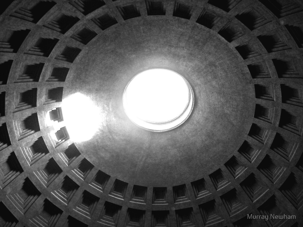 Pantheon by Murray Newham