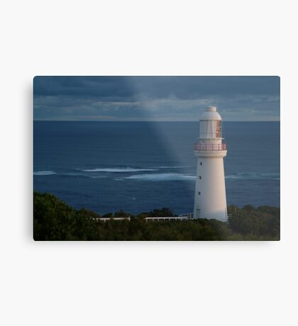 Dusk on Bass Strait Metal Print