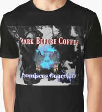 Dark Before Coffee Graphic T-Shirt