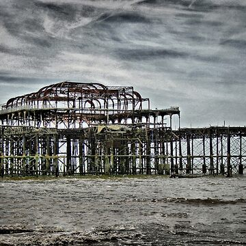West pier by Asrais