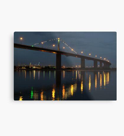 West Gate Bridge Metal Print