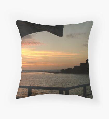 The Glowing,Bellarine Peninsula Throw Pillow