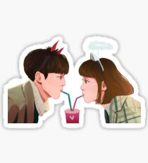 kim bok joo Sticker