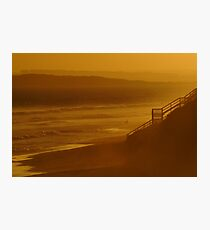 Wave Rider,13th Beach Photographic Print