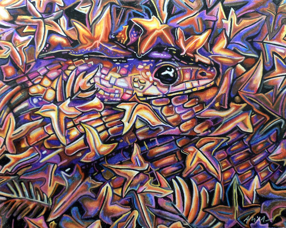 Snake by Anthony Middleton