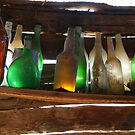 Old Bottles by Joe Mortelliti